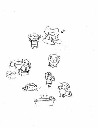 Bekah's Drawings