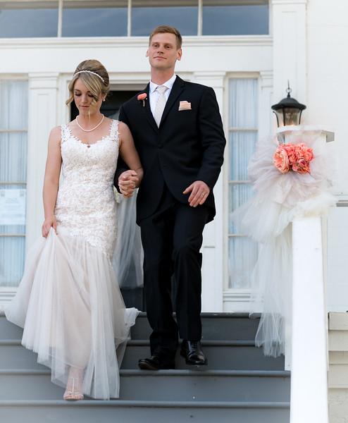Mr and Mrs Bossi