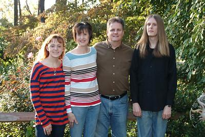 Belgie Family Portraits