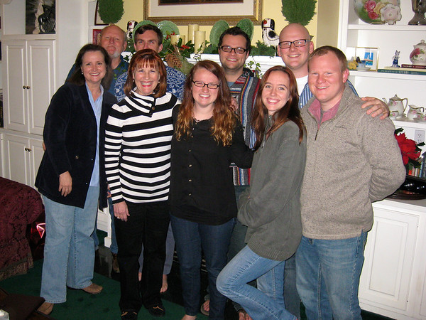Bellmor Family Get Together At Bernadine & Richard Bellmor's Home 12-29-12