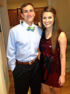 Morgan Bellmor & Graciely Reichen New Year's Eve Party 12-31-12