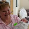 Ben and grandma.
