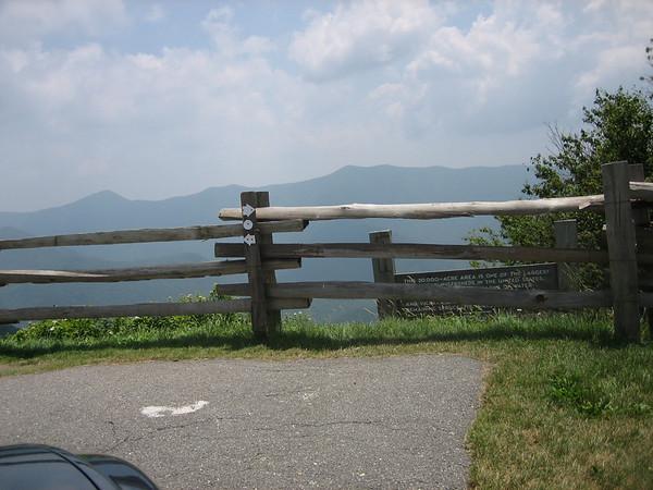 Blueridge Pkwy near Asheville 07