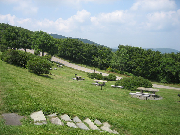Picnic grounds off Blueridge Pkwy 01