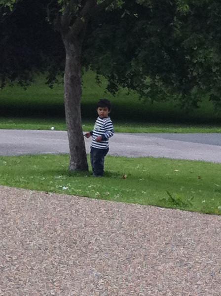 Ben in Roundhay Park