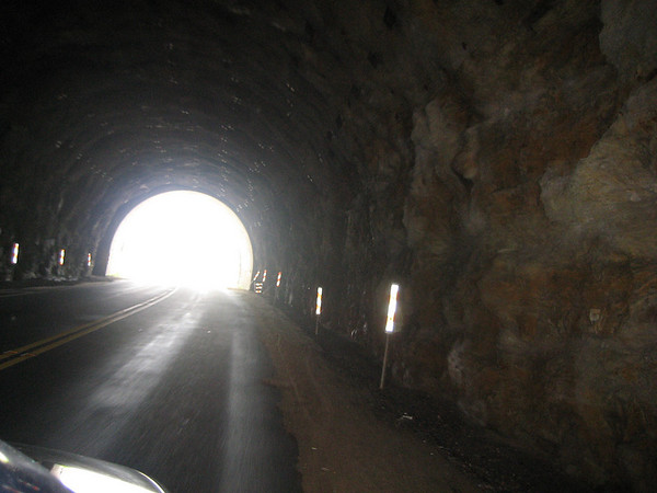 Tunnel on Blueridge Pkwy 01