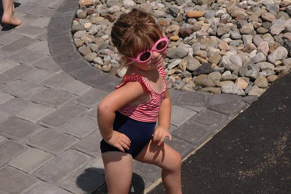 Bennett Family - Summer 2006
