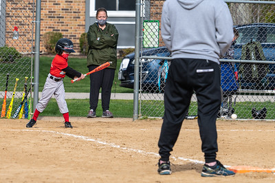 Ben 1st ball game-6