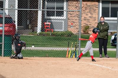 Ben 1st ball game-5