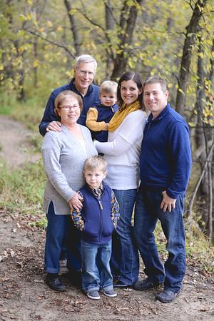 Benyon Family Fall 2017