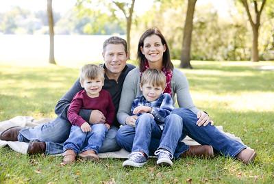 Benyon Family Fall 2018
