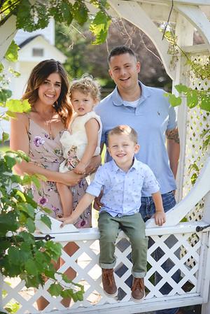 Berberich Family Fall 2017