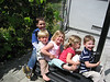 Woini's gang -- Max, Noah, Sylvia, Zooey, and Elliot.