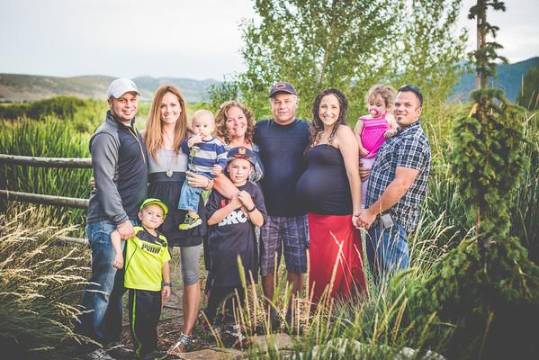 Bernal Family // August 2013
