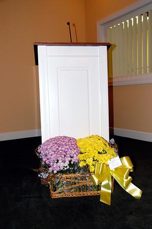 Bert's Funeral - September 26, 2009