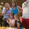 Julie visits Osky