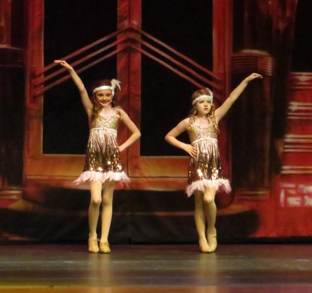 1920's duet dance