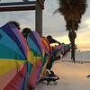 Umbrellas, St. Petersburg Beach
