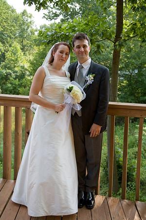 Beth & Andrew Brown Wedding
