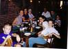 Trawl Door in Oriental, NC:  Douglas, Beth, Laurie, Jean, Doug, John J, Willa, Leah, Jackie