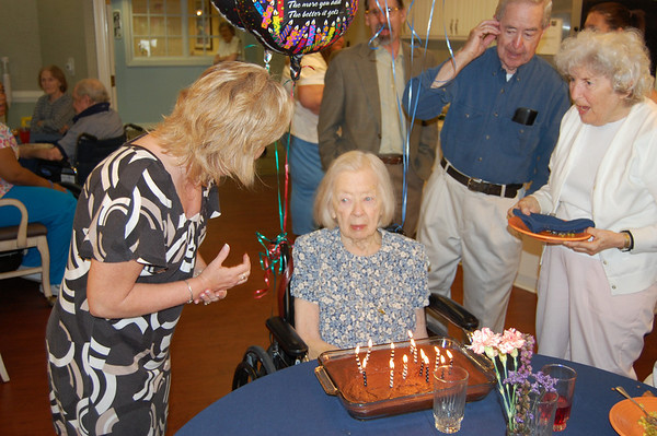 Beth Sorrell's 90th Birthday