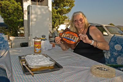"""The most important ingredient is the crushed Heath Bar. Yes, Yes, YES!!! """"I want what she's having...."""""""