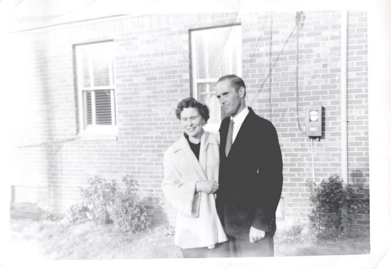 Betty and Bill Murrell