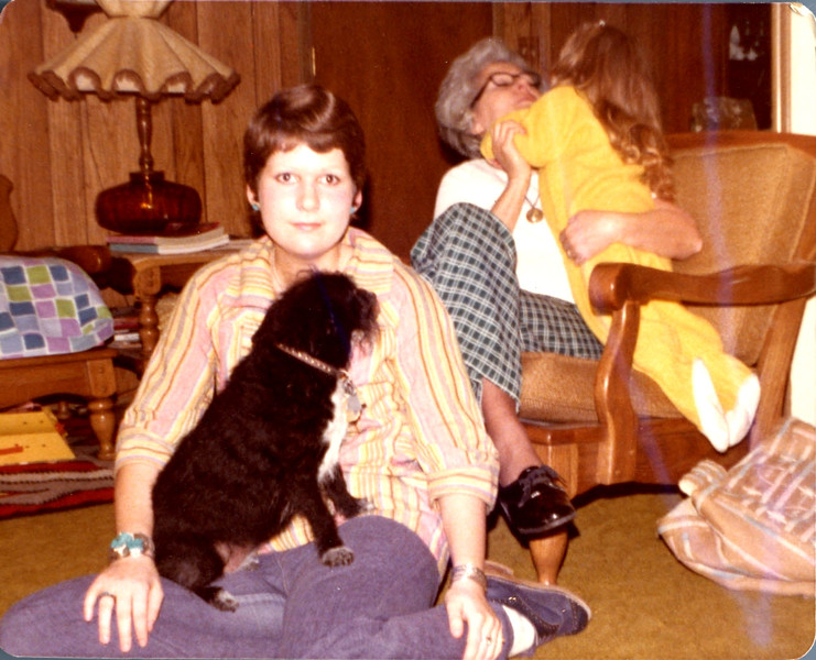 Janet, Mary and RAymie