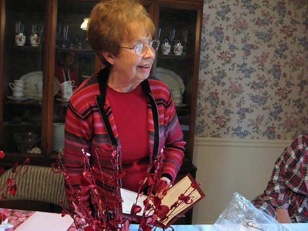 Bettys Birthday - 2009-02-14