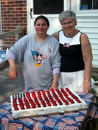 Betty's July 4th Birthday Party