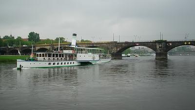 Bezoek Dresden 2008