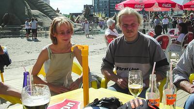 Bezoek Fritz 2001