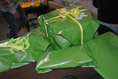Nog pakjes voor mijn verjaardag!...