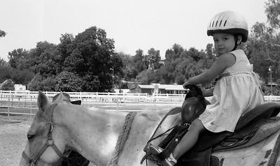 Andando a Cavalo