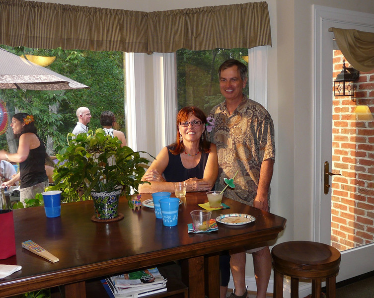 The Murphs...Larry and Sherry