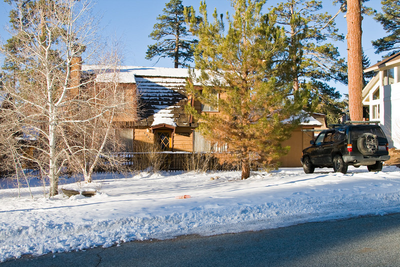 1071 Mt. Shasta - Our Cottage<br /> <br /> View from across the street