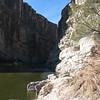 14. closeup of the Santa Elena Canyon