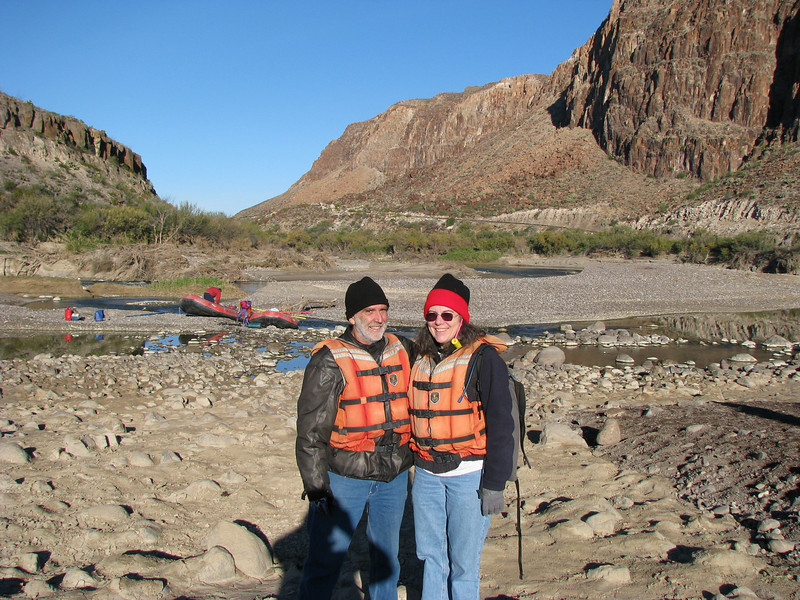 2. here we are ready with lifejackets and hats