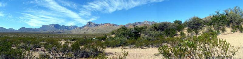Monday near pine valley