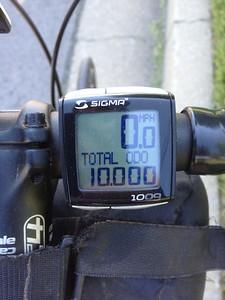 10,000 Miles