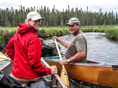 Bill-&-Krista-canoe