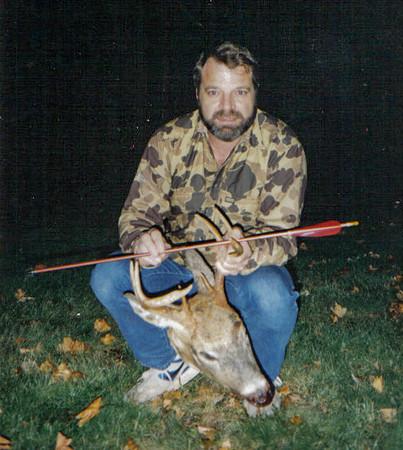 Arrowed-Buck