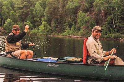 Bil-&-Ryan-canoe