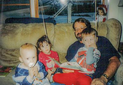 Bill-&-grandkids