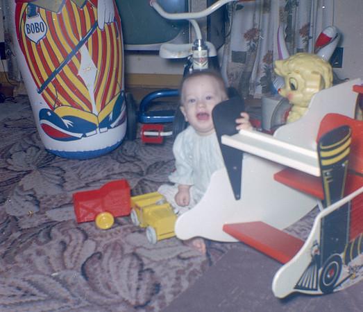 Tom hidding in toys-2