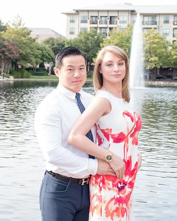 Bill and Brooke Wang Family 2016
