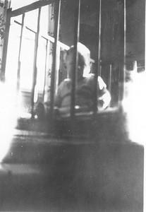 Bill Marean in baby jail