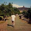 Borobudur, Java (1988).
