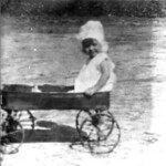 Billie circa 1923.