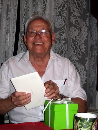 Bill's 80th Birthday